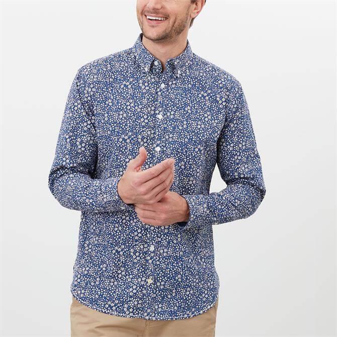 Joules Invitation Printed Shirt