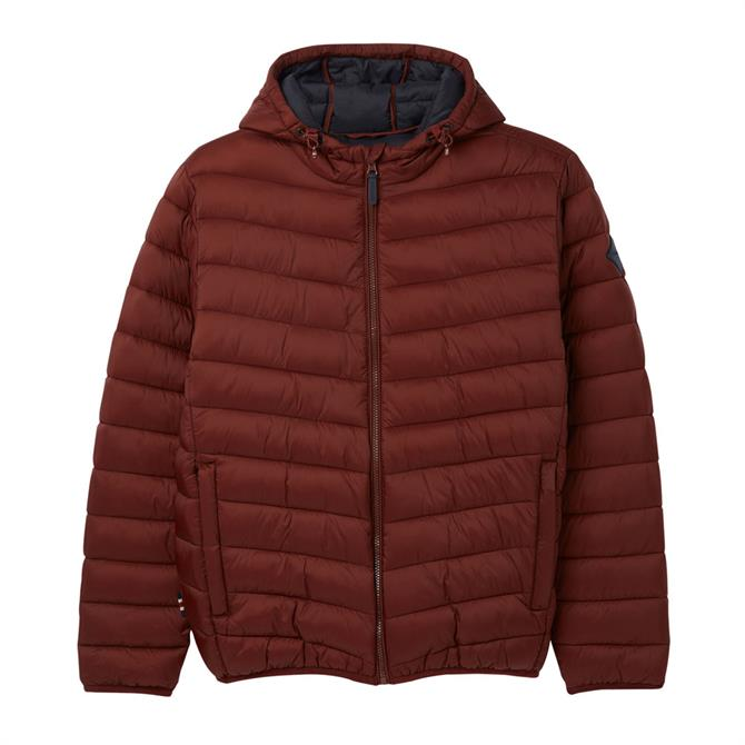 Joules Hooded Go To Padded Coat