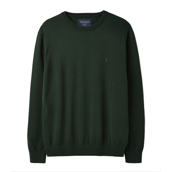 Joules Jarvis Cotton Crew Neck Jumper AW19