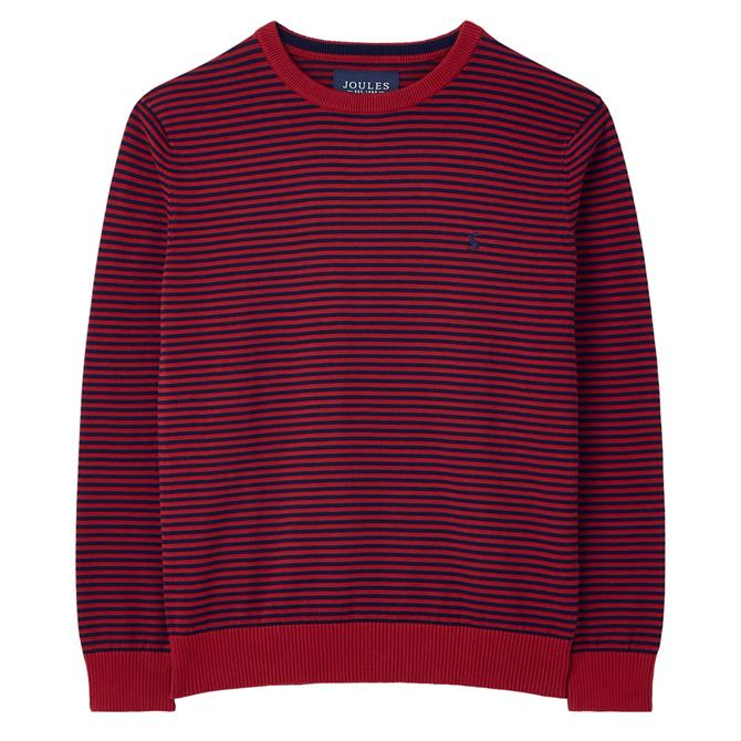 Joules Jarvis Striped Jumper
