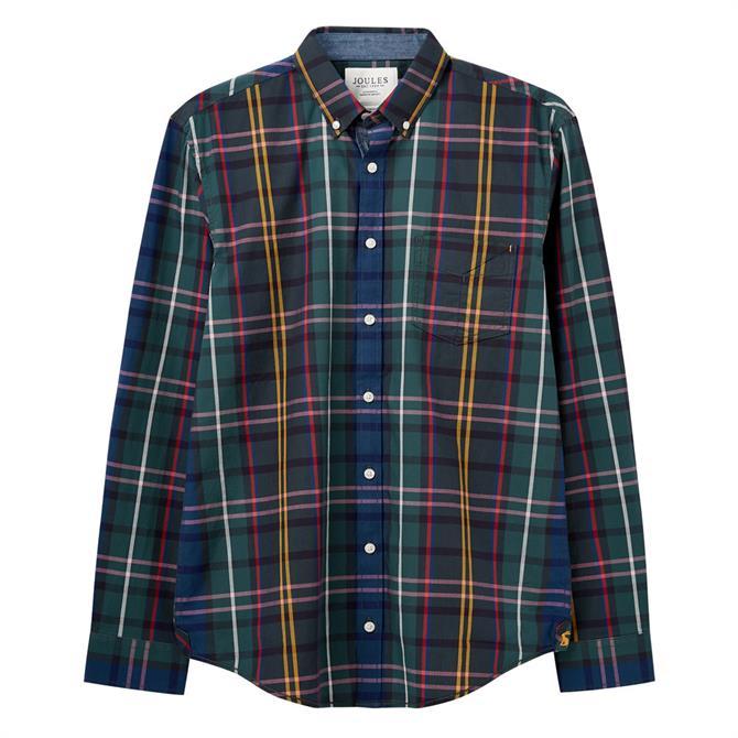 Joules Lyndhurst Check Classic Shirt