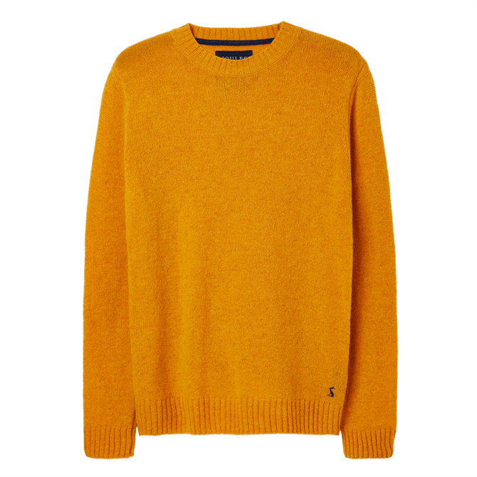 Joules Wooler Wool Crew Neck Jumper