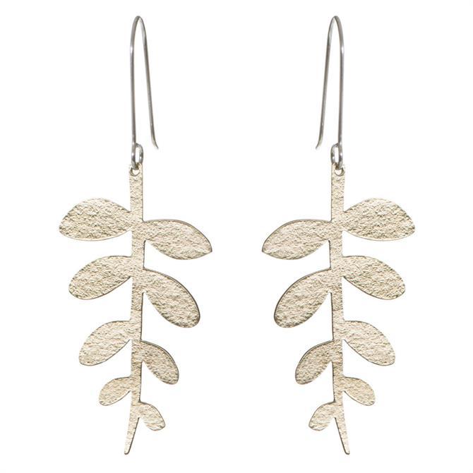 Just Trade Coralie Fern Earrings