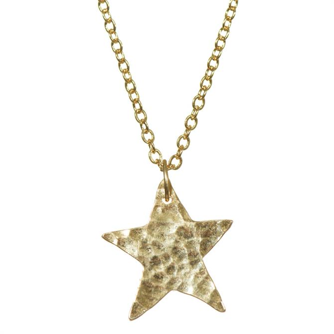 Just Trade Plated Star Pendant