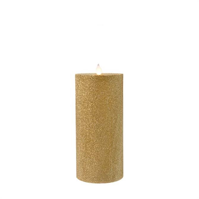 Kaemingk LED Glitter Wax Waving Candle