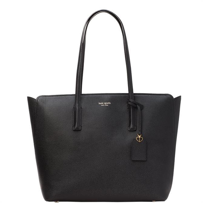 Kate Spade New York Margaux Black Large Tote Bag