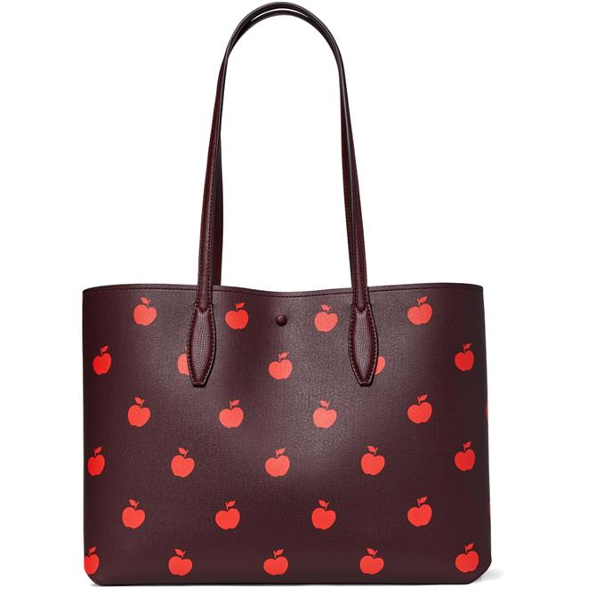Kate Spade New York All Day Apple Toss Large Tote Bag