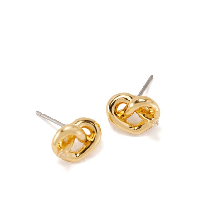 Kate Spade New York Loves Me Knot Studs