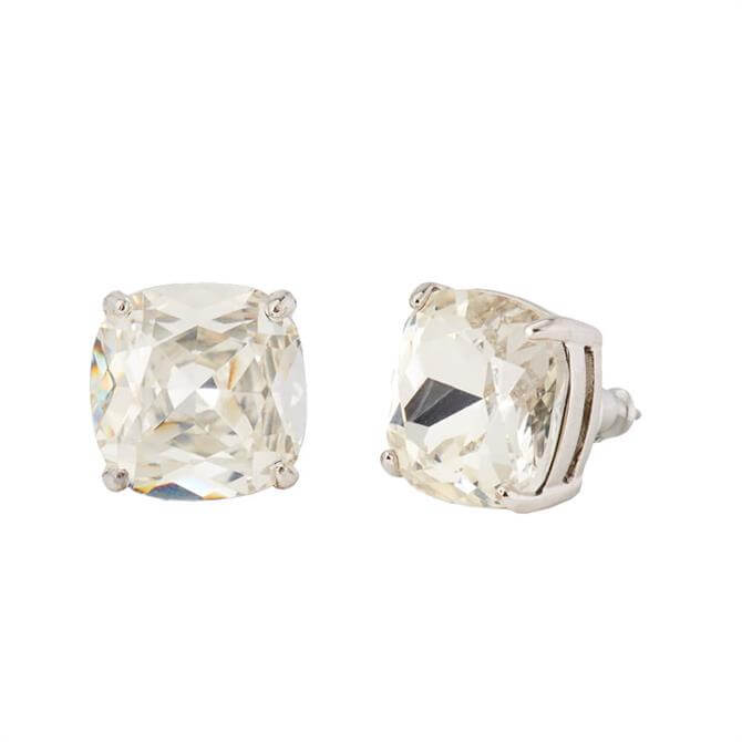 Kate Spade New York Small Silver Square Studs