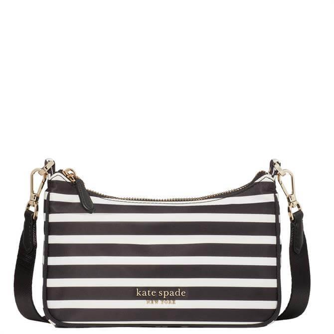 Kate Spade New York The Little Better Sam Stripe Small Crossbody Bag
