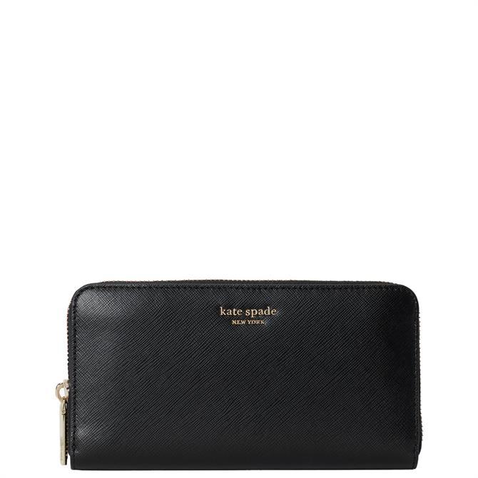Kate Spade New York Spencer Zip-Around Continental Wallet