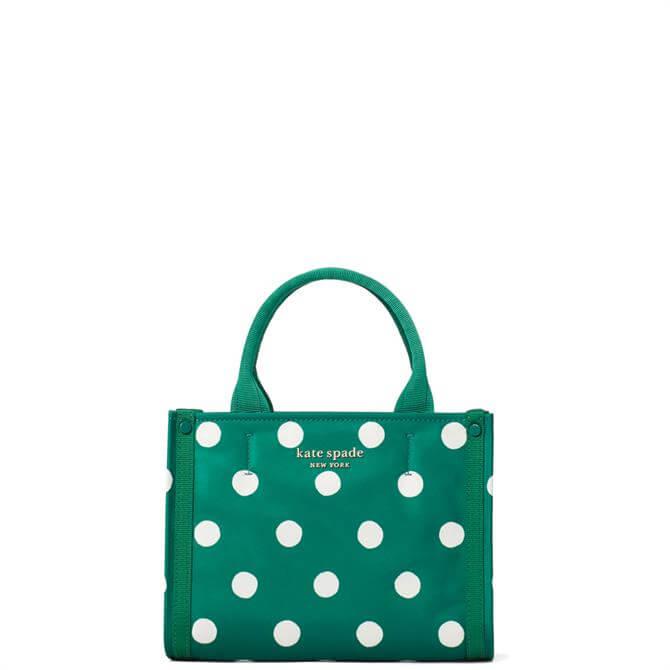 Kate Spade New York The Little Better Sam Sunshine Green Mini Tote Bag