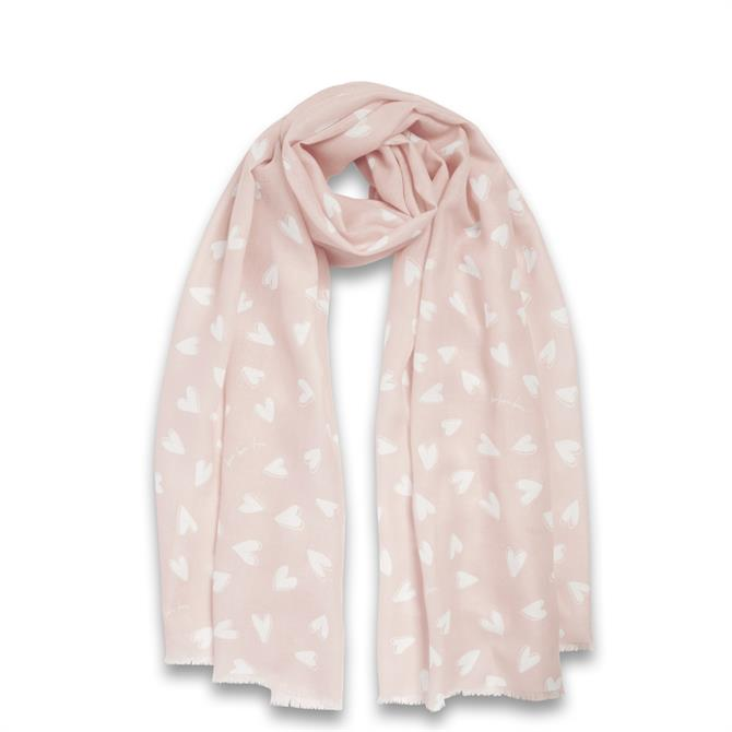 Katie Loxton With Love Boxed Scarf