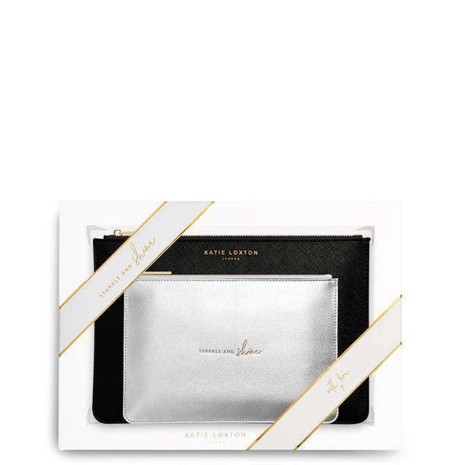 Katie Loxton Sparkle and Shine Perfect Pouch Gift Set