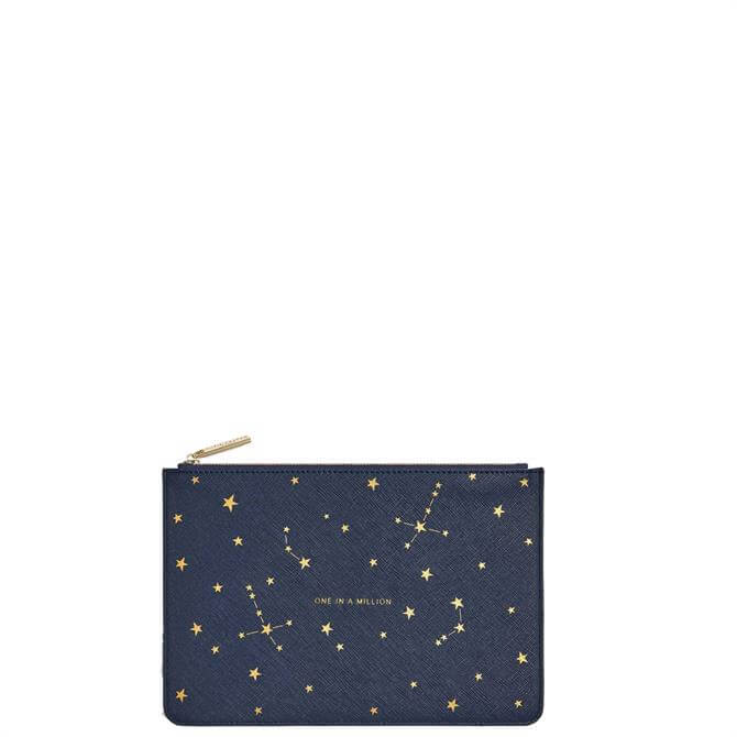 Katie Loxton Gold Print Perfect Pouch