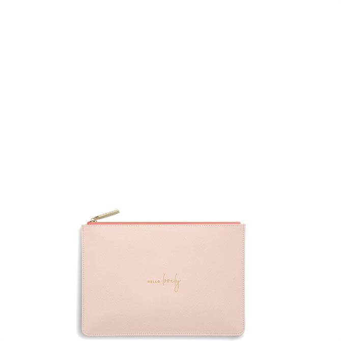 Katie Loxton Colour Pop 'Hello Lovely' Perfect Pouch