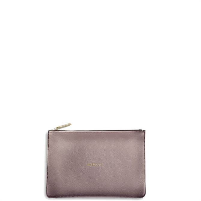 Katie Loxton 'Be Brilliant' Pouch