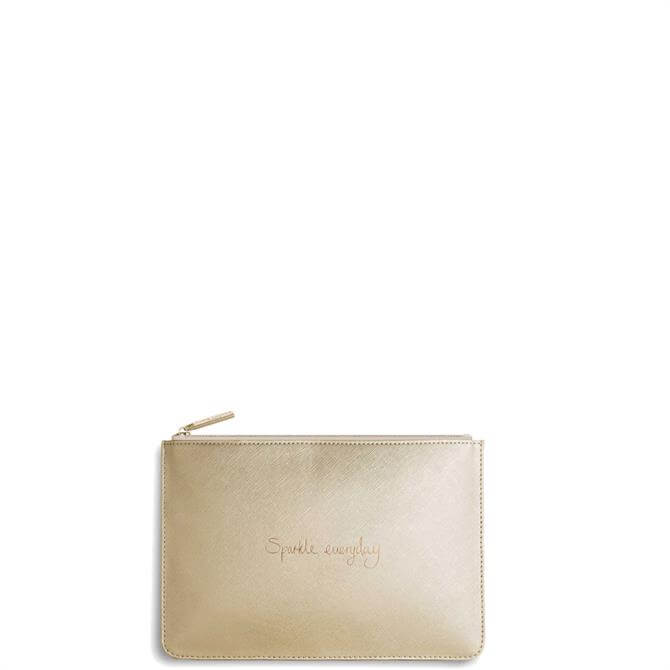 Katie Loxton 'Sparkle Everyday' Perfect Pouch