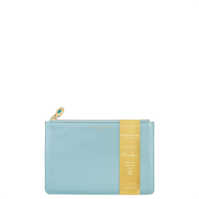 Katie Loxton December Birthstone Perfect Pouch