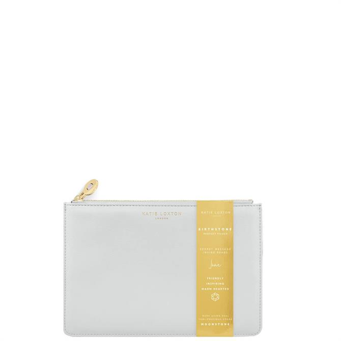 Katie Loxton June Birthstone Perfect Pouch