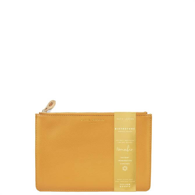 Katie Loxton November Birthstone Perfect Pouch