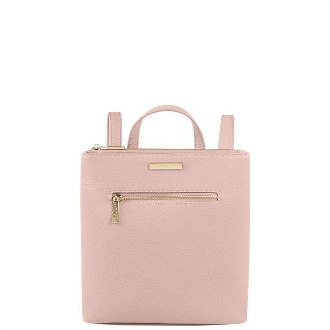 Katie Loxton Mini Brooke Pink Backpack