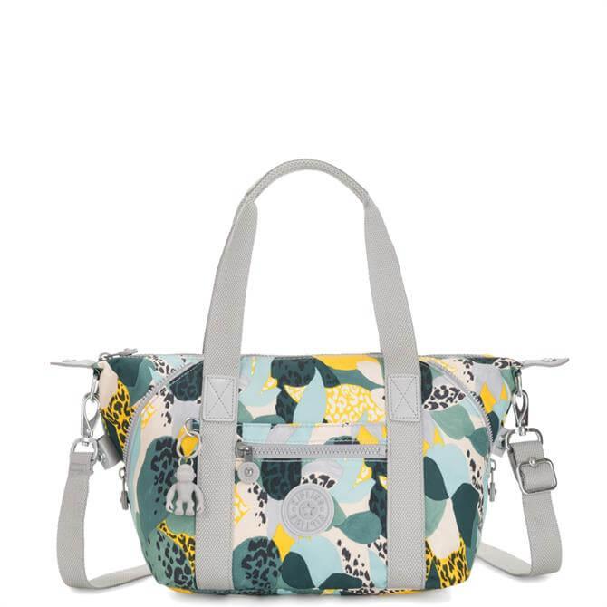 Kipling Art Mini Urban Jungle Tote Bag