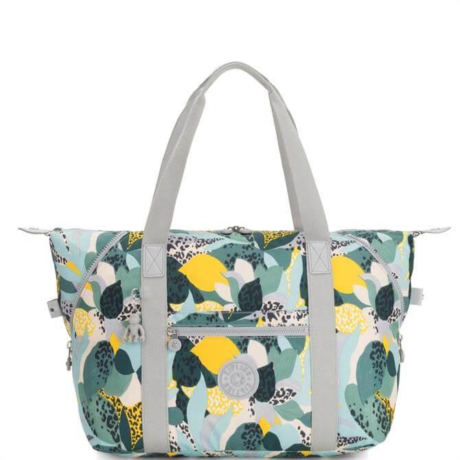 Kipling Art M Urban Jungle Tote Bag