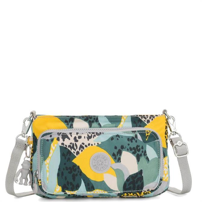 Kipling Myrte Small Urban Jungle Crossbody Bag
