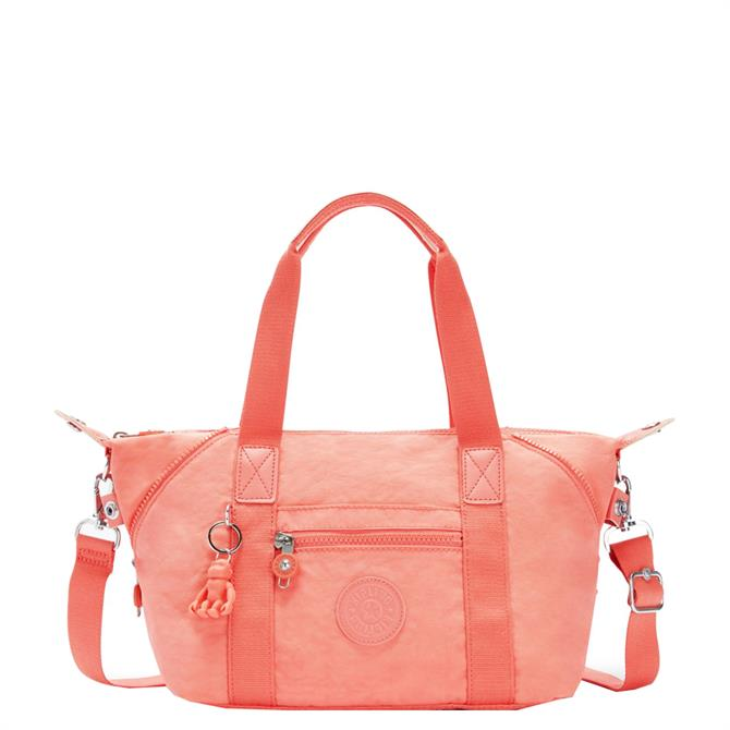 Kipling Art Mini Fresh Coral Handbag