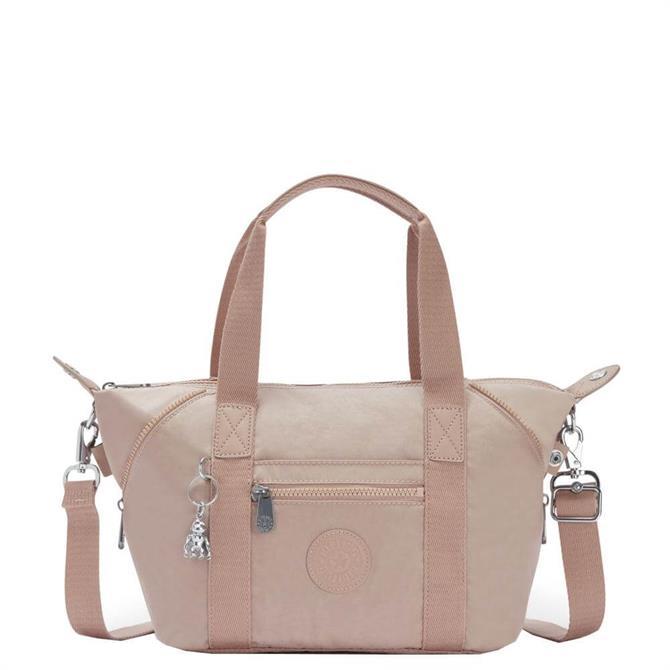 Kipling Art Mini Mild Rose Tote Bag