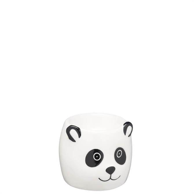 KitchenCraft Panda Shaped Ceramic Eggcup