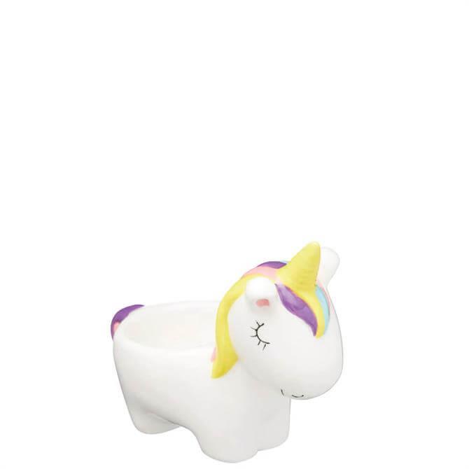 KitchenCraft Unicorn Shaped Eggcup