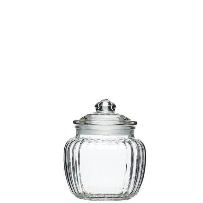 Home Made Multi-Purpose Small Glass Storage Jar 600ml