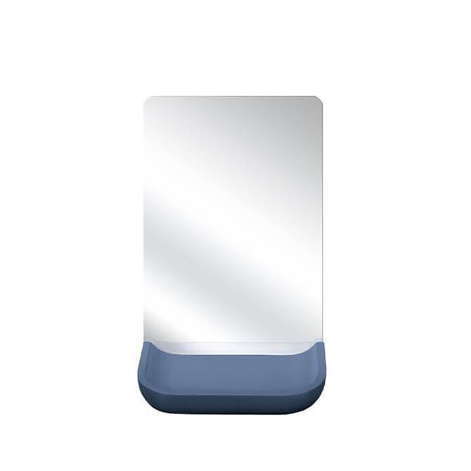 Kleine Wolke Blue Tray Mirror