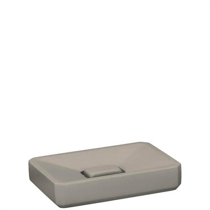 Kleine Wolke Loft Concrete Soap Dish