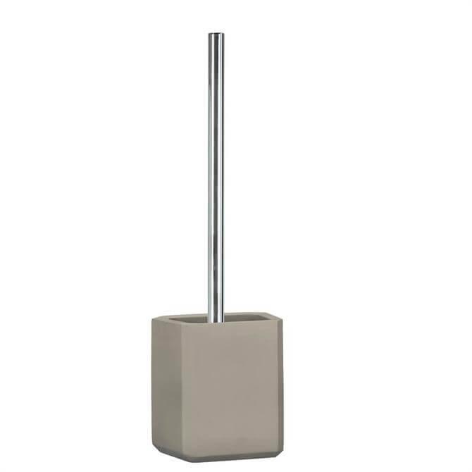 Kleine Wolke Loft Concrete Toilet Brush Holder