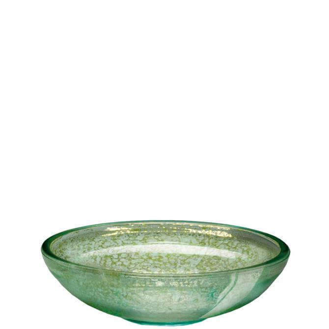 Kleine Wolke Mercury Green Soap Dish