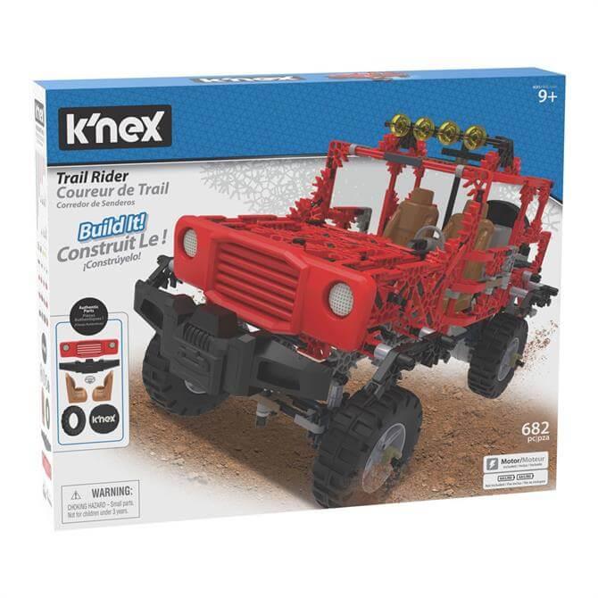 K'Nex Trail Rider Building Set