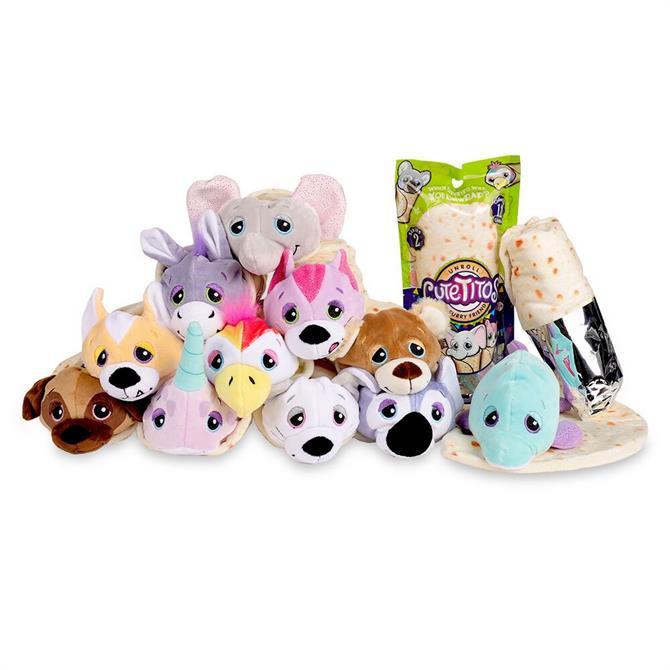Cutetitos Collectable Plush Toys