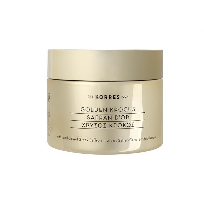 KORRES Golden Krocus Hydra-Filler Plumping Cream 50ml