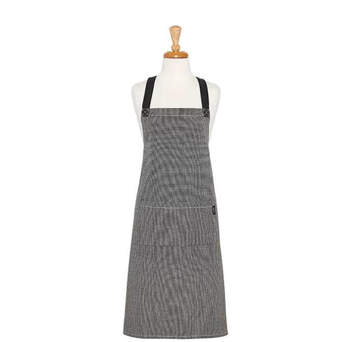 Ladelle Eco Recycled Cotton Charcoal Apron
