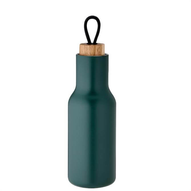 Tempa Matte Green Stainless Steel Drinks Bottle