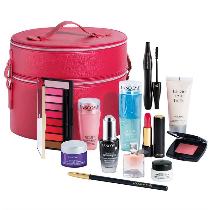 Lancôme Beauty Box Christmas Gift Set
