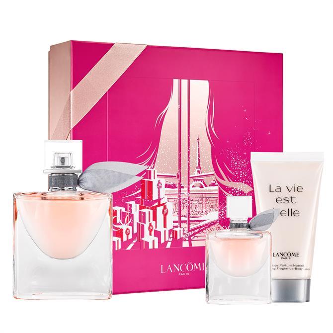 Lancôme La Vie Est Belle Eau de Parfum 50ml & Body Lotion Christmas Gift Set