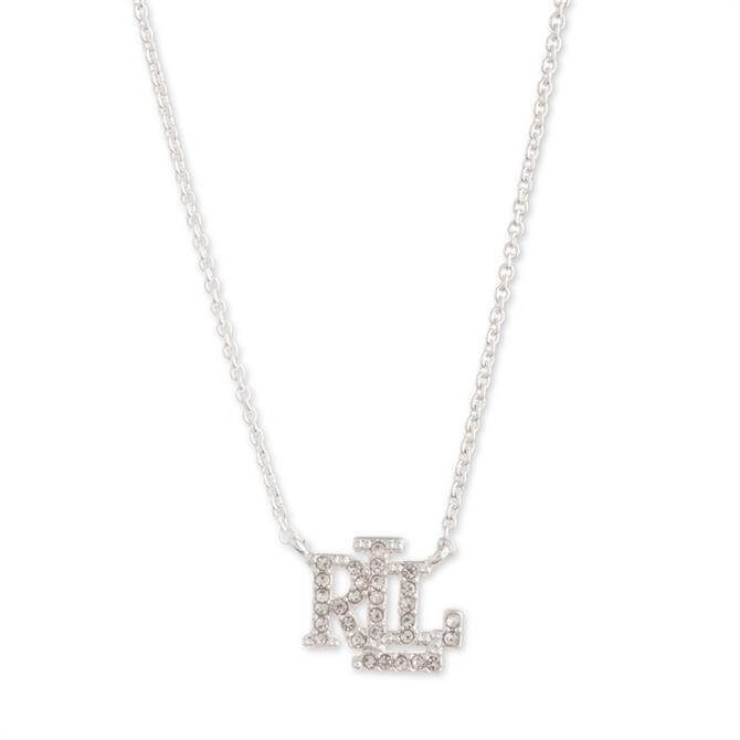 Lauren Ralph Lauren Carded Pendant Necklace
