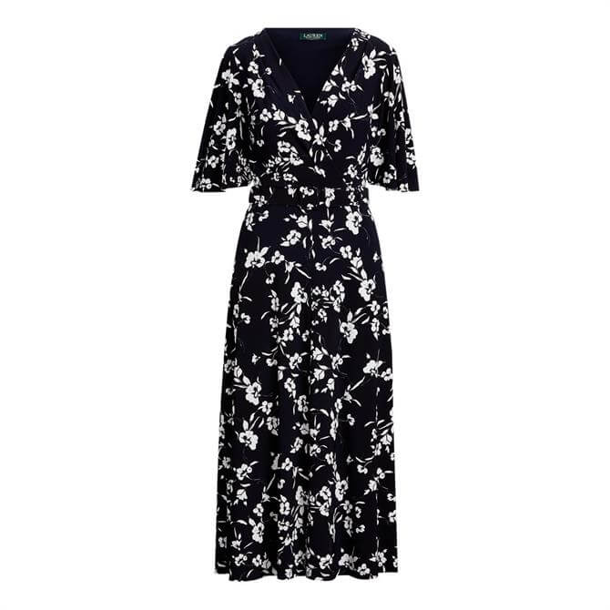 Lauren Ralph Lauren Frasier Floral Day Dress
