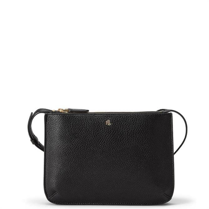 Lauren Ralph Lauren Faux-Leather Carter Crossbody Bag
