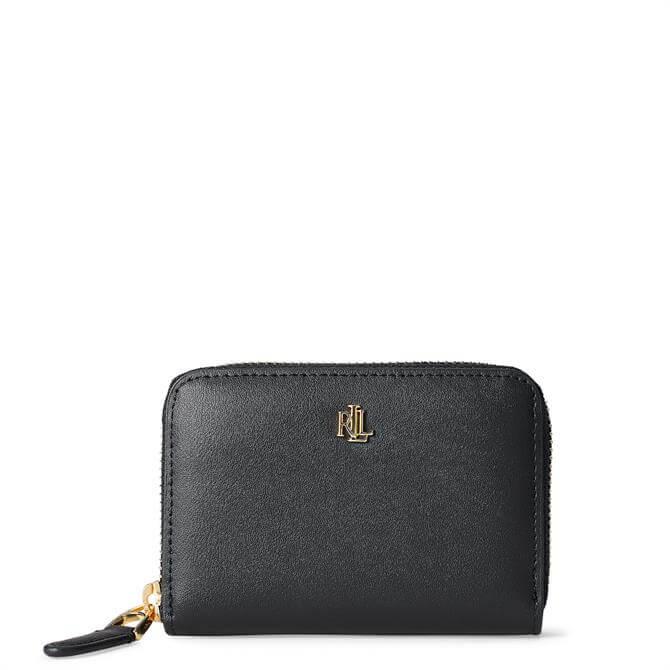 Lauren Ralph Lauren Leather Zip Wallet