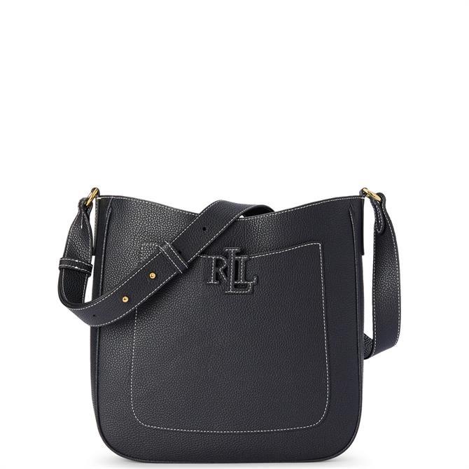 Lauren Ralph Lauren Pebbled Leather Cameryn Crossbody Bag